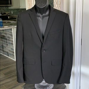 Zara man basic collection black sports coat